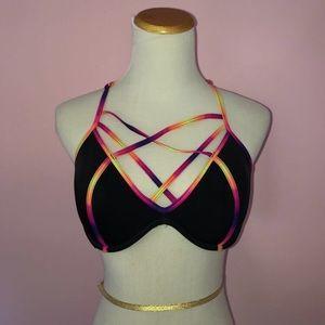 Lava Girl Bikini Top